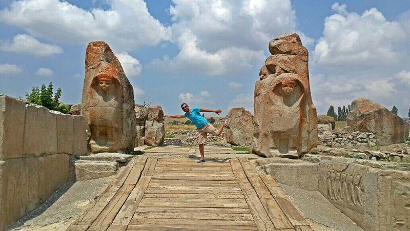 Alacahöyük Ören yeri Alacahoyuk Çorum City Hattusas Travel Photography Turkey ♡ Vscocam Vsco That's Me Hi! Enjoying Life Gezinti
