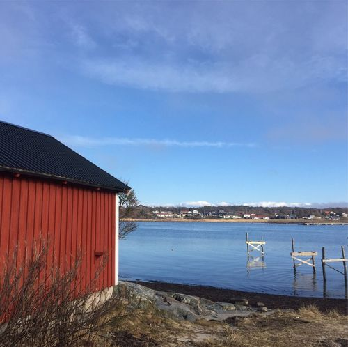 Västkusten Visitsweden Water Sea Sky Rocks And Water Nature Collection Ocean View Beach Beauty In Nature Sea_collection Architecture Nature Beauty In Nature Tranquil Scene Outdoors No People Scenics Horizon Over Water Day