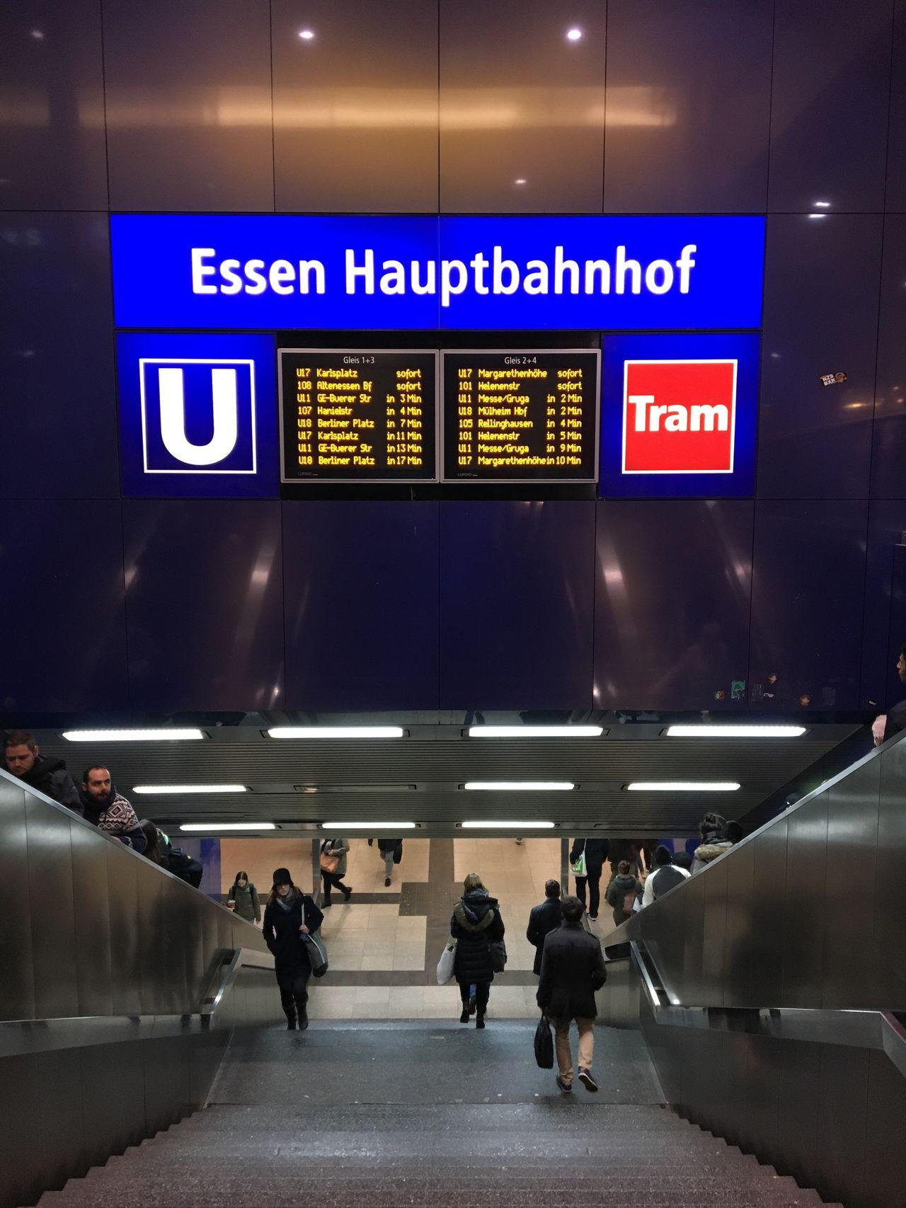 …now U11 ⇢ Altenessen