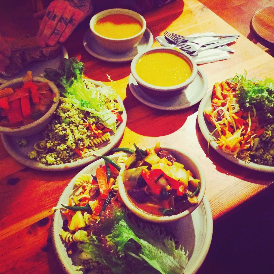 Foodporn London Vegetarian Curry Yammy  また行きたい ロンドン カレー 런던 韓国