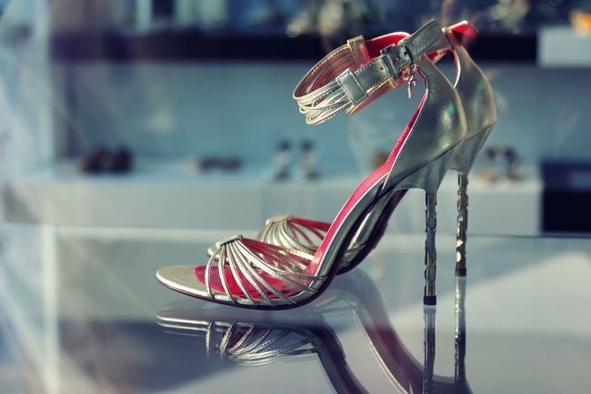Shoes Footwear Shopping Hi Heels Heels Shop Luxury Design Personal Accessory Women Feminine  Sale Shining Your Design Story