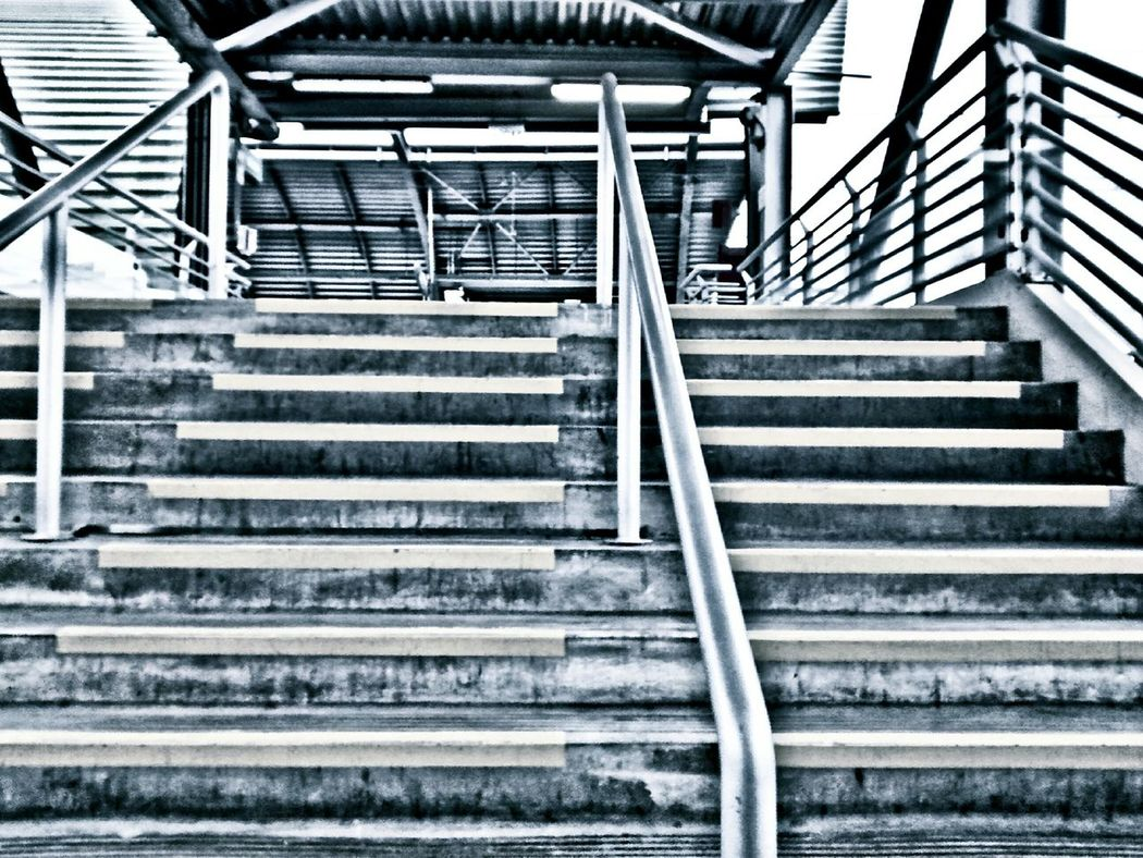 Monochrome Monochromatic Stairways Stairs Steel Structure  Train Station Station Structures & Lines Lines And Shapes Lines And Angles Structure Places And Spaces Places Public Places Going Upstairs Taking The Train Our Best Pics Exceptional Photographs EyeEm Best Shots From Where I Stand Eye4photography