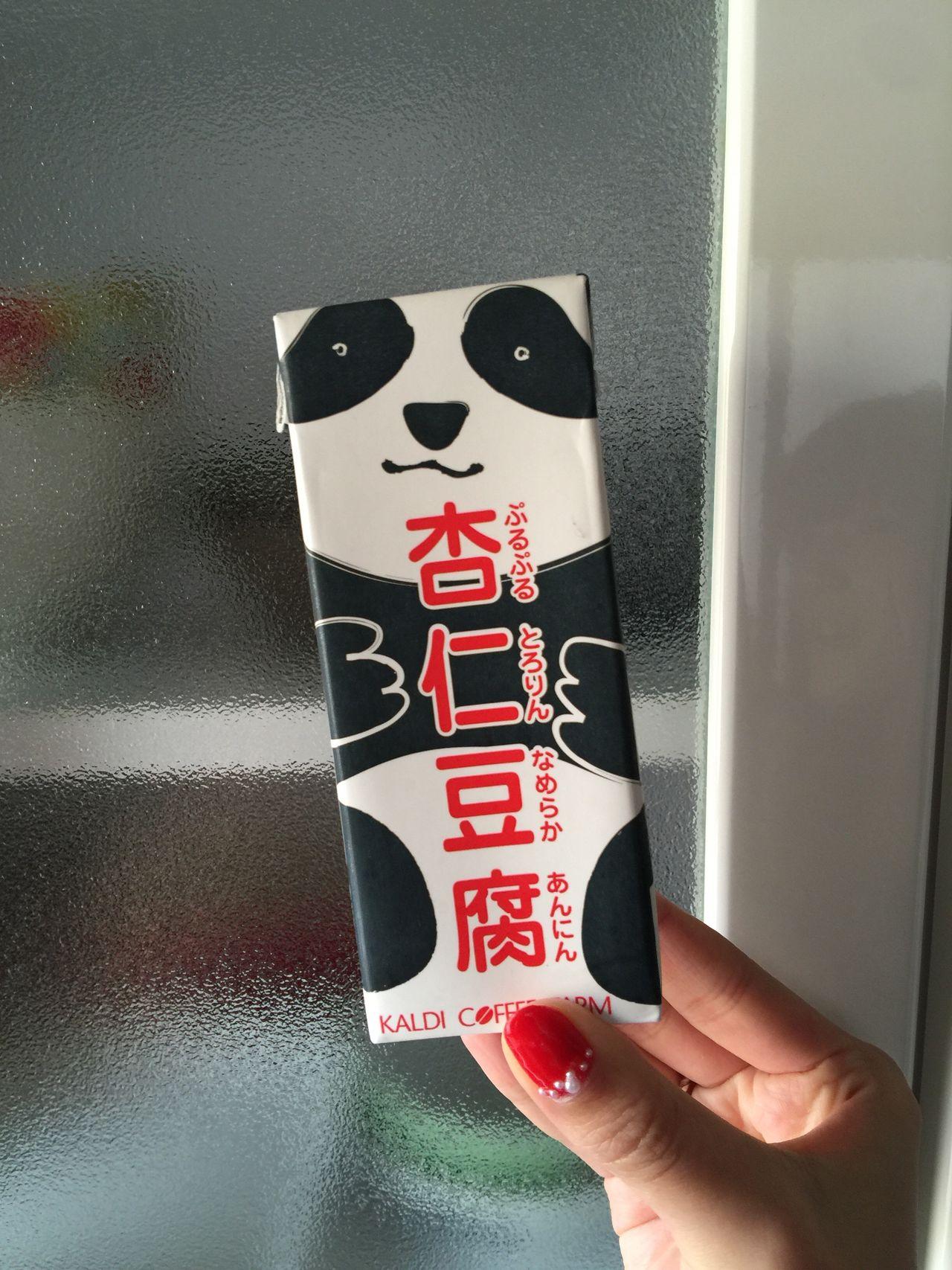 Almond Jelly KALDI カルディの杏仁豆腐