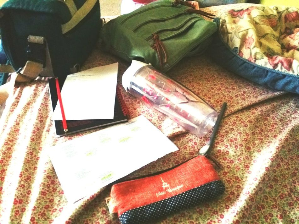 Getting Ready For Spring 2016 College Life University College School Supplies