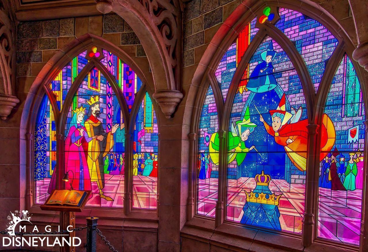 Multi Colored Architecture Disney Waltdisney Hdrphotography HDR Disneyland Paris Disneyland Disneyland Resort Paris