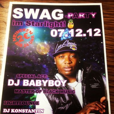 $WAG-Party mit DJ BABYBOY!