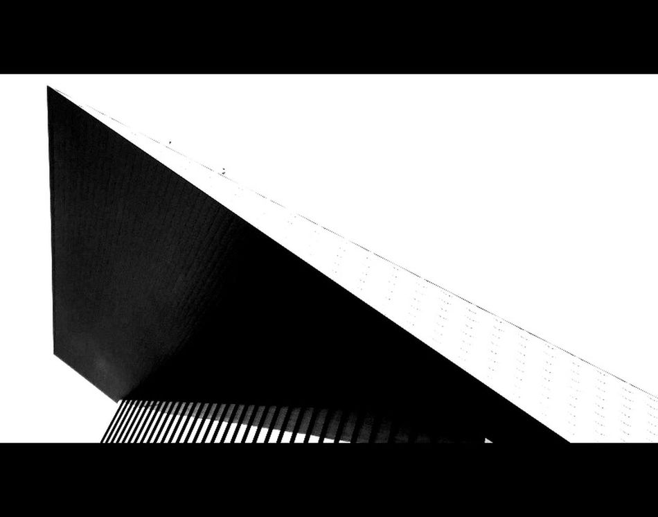 All. 1.78:1 Black And White Perspective Architecture