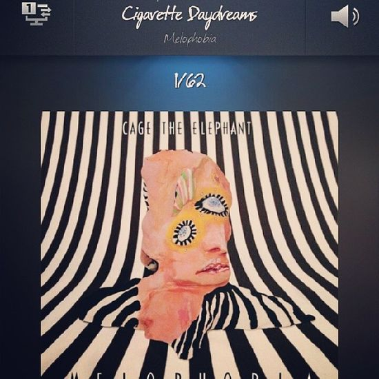♥ this song! Cagetheelephant Cigarettedaydreams