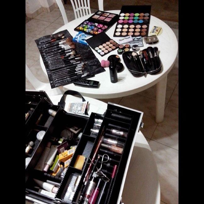 O que mais me faz feliz: A arte <3 Luescarbemakeup Maquiagem Maquiadora Makeup