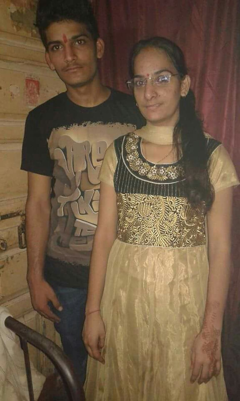 My brother and sis...<3