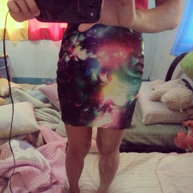Because its galaxy :P Plushclothingph