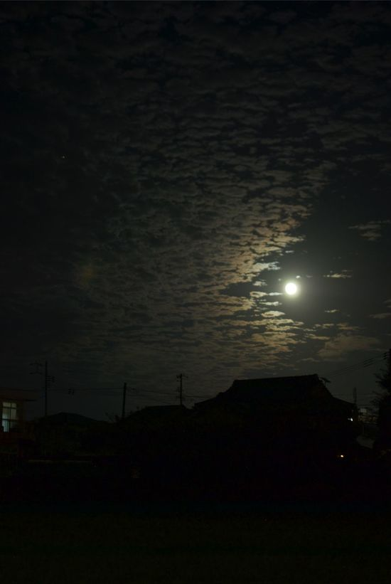 スーパームーン 月 Moon