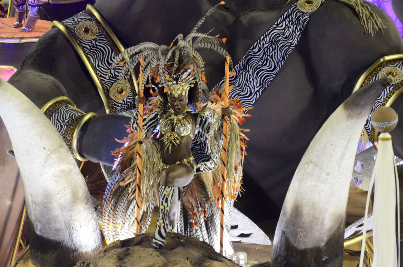 Alegria Da Zona Sul Alexandre Macieira Art Art And Craft Brasil Brazil Carnaval Carnival Colors Of Carnival Creativity Culture Cultures Detail Festa Human Representation Marquês De Sapucaí Music Party Rio Rio De Janeiro Sambodromo Sapucai Tradition