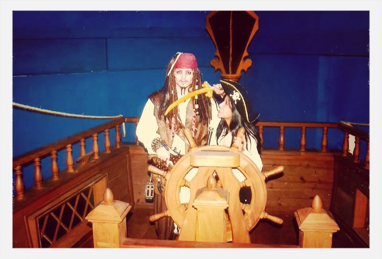 Johnny Depp PiratasDoCaribe Yeah Love ♥