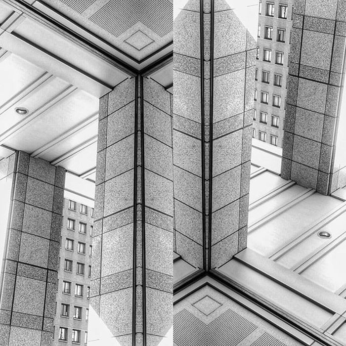 Bw Blackandwhite Igers Igmasters Igersjp Ig_JP Vscoram Vscogood Ig_good Cool PGstar LookingGood Design Drawing Upsidedown Sculpture Art Painting Building Architecture Wu_europe Wu_japan Tokyocameraclub 写真好きな人と繋がりたい 写真撮ってる人と繋がりたい ファインダー越しの私の世界ファインダー越しの僕の世界モノクロ白黒不思議