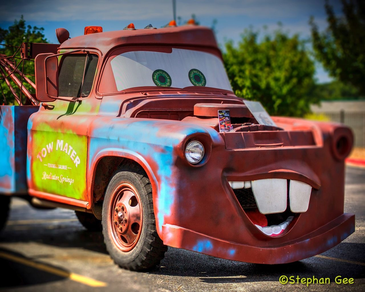 Car Motor Vehicle Branson, Missouri Pixar  Disney Tow Mater  Cars