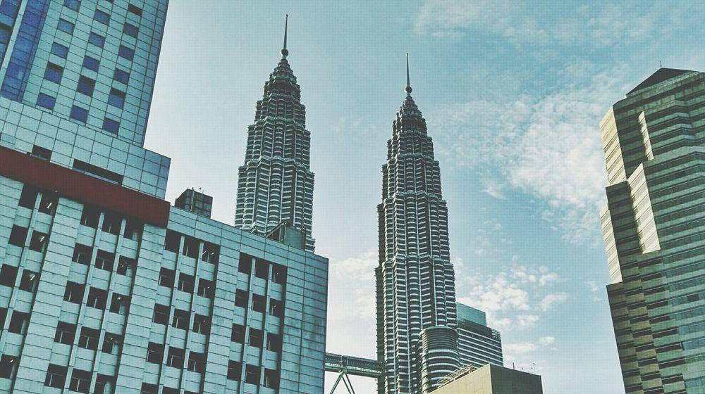 Belantara Konkrit.. Klcc Kuala Lumpur Malaysia The EyeEm Facebook Cover Challenge HTC Htcone HTC_photography Htcphotography