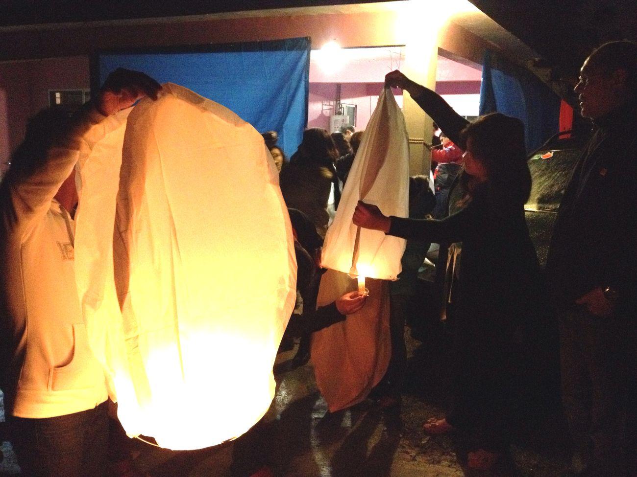 Globos de cantoya Globos Globe Cantoya Globe Globos De Cantoya Family Família Año Nuevo  Happy New Year Veracruz Mexico