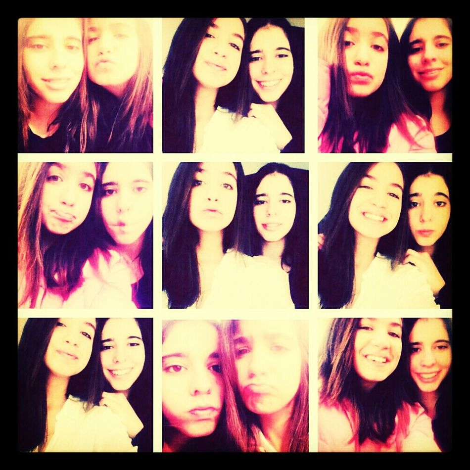 Me And My Bestfriend ❤ Lovelovelove Happy :) Goodtime