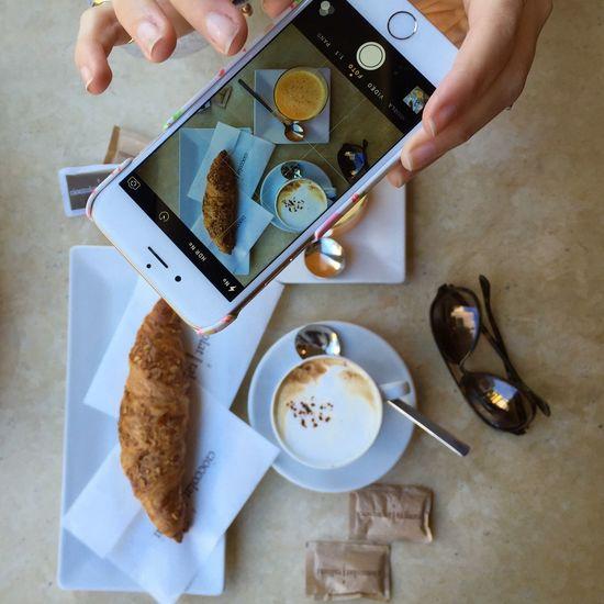 Breakfast Foodporn Foodphotography Cappucino OpenEdit CreativePhotographer Light And Shadow Milano Coffe And Sweets