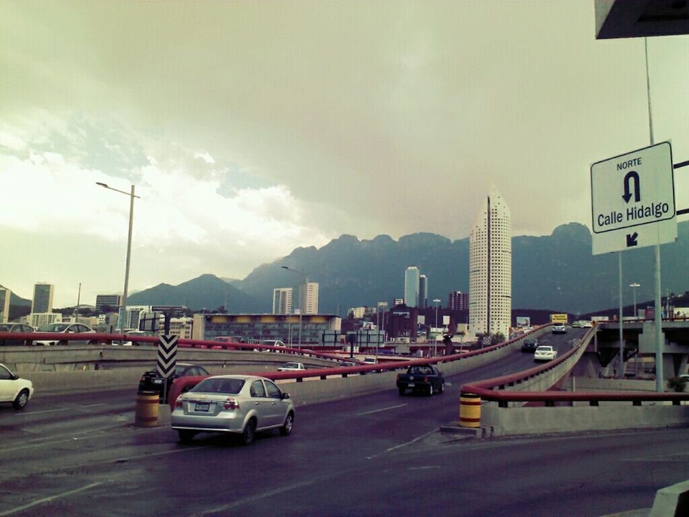 This City in Monterrey by Erick