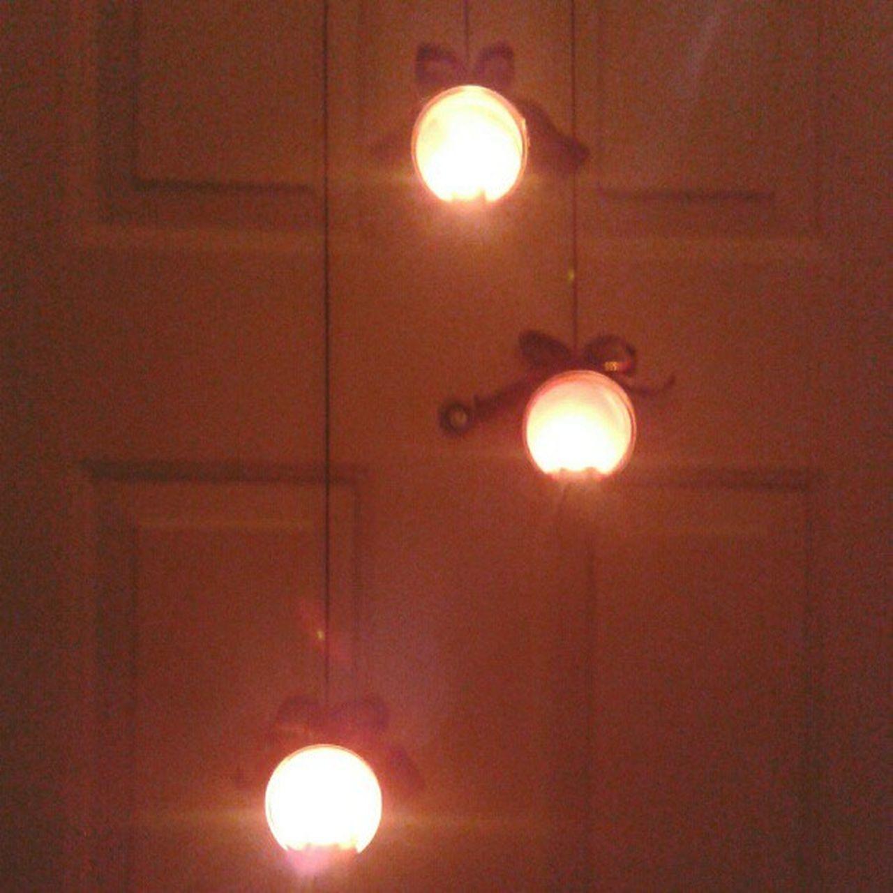 Noche de velitas! Empezo navidad.... Lights Nightofcandles Yearning Christmas Wishes Luz Velas Deseos