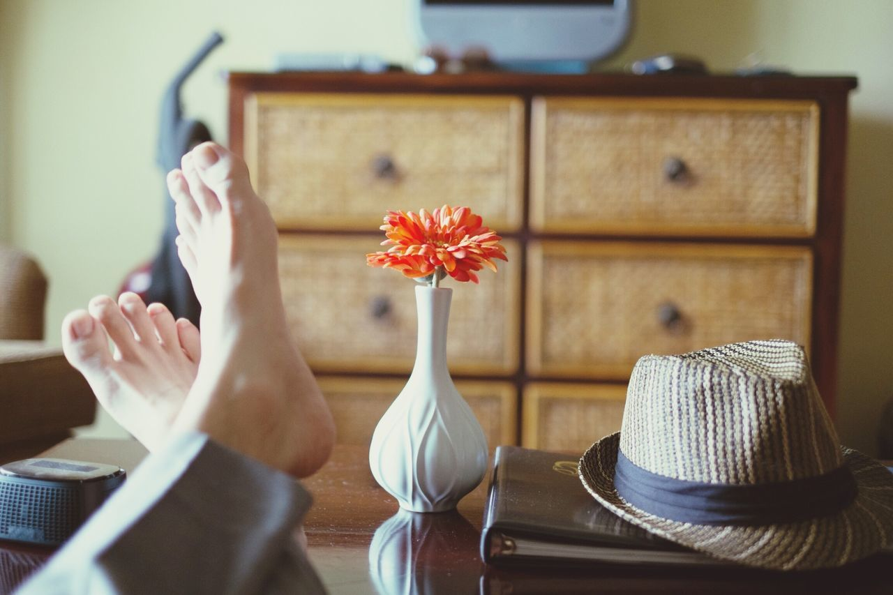 Beautiful stock photos of living room, Barefoot, Carefree, Close-up, Coffee Table