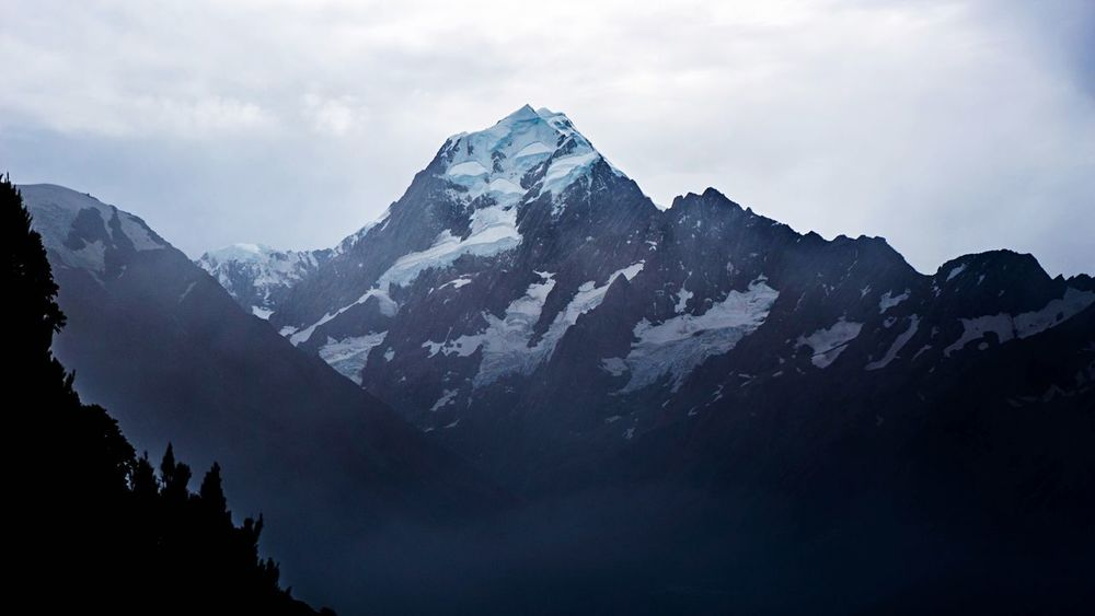 Check This Out Hiking Mount Cook Highest Mountain Newzealand