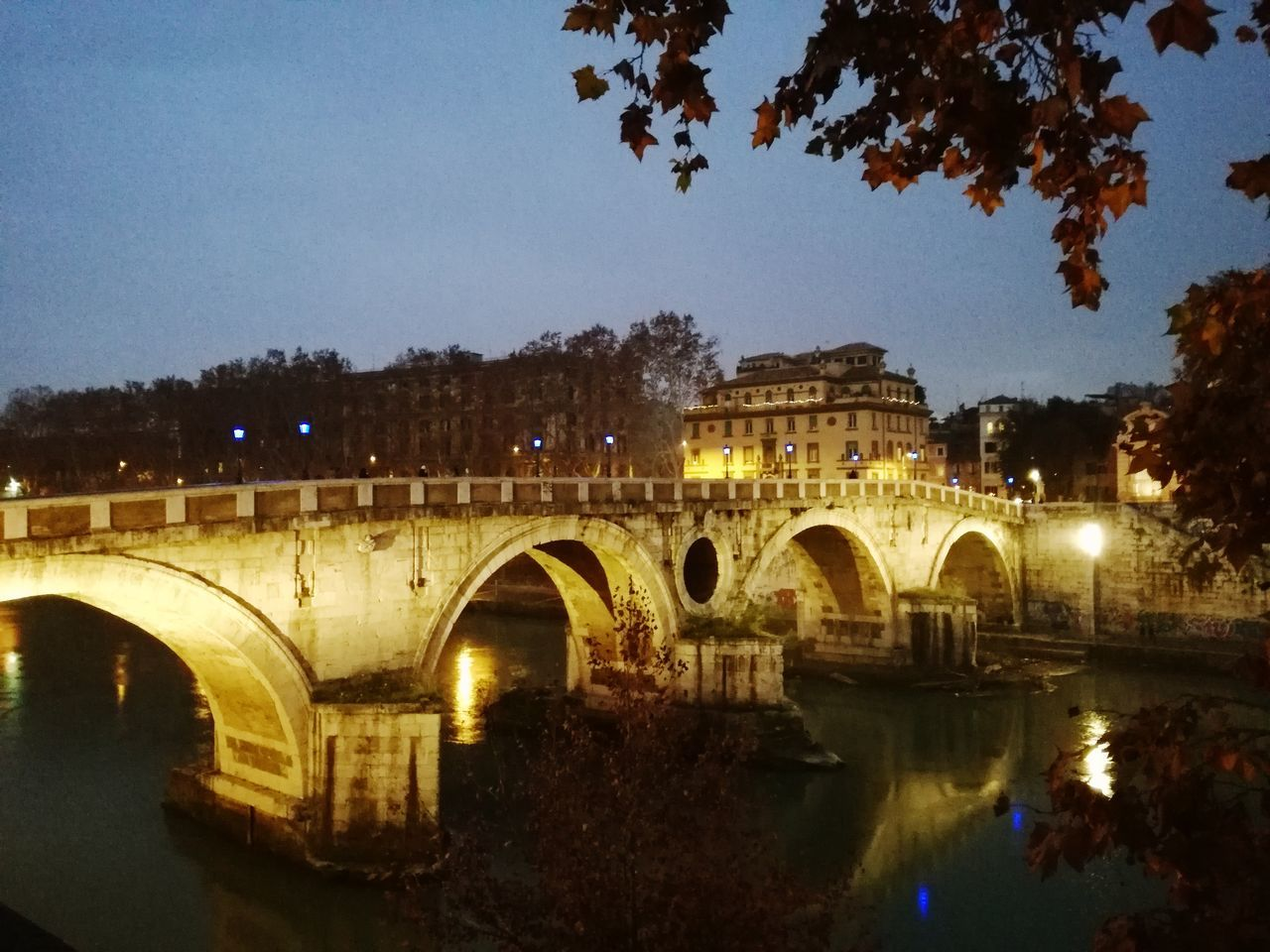 City Eternal Rome Night No People Illuminated Romantic❤