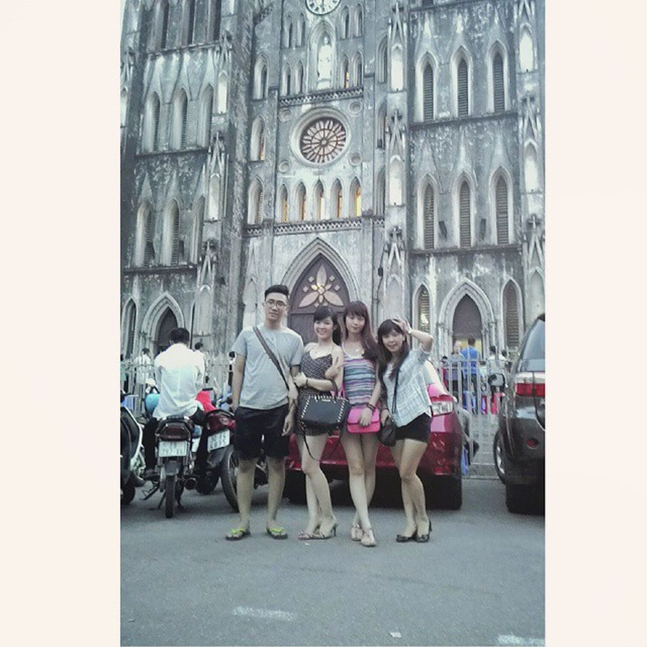 Đã rất rất rất là lâu rồii Bestfriendforver Throwback Sohappy Awesome hanoi london