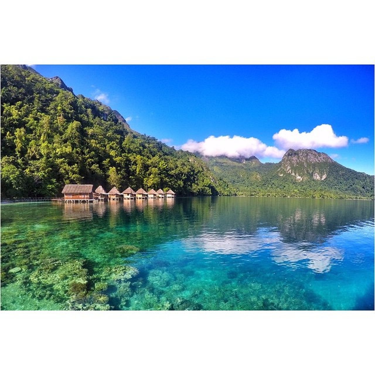 Ora Eco Resort, Ora Beach in North Seram Island, Maluku - Indonesia. Bestplaces Exoticplaces Bestvacations Explorepedia Exploreindonesia Exploreambon IndonesiaKaya Indonesiajuara Indonesianrepost Lingkarindonesia Wonderfulindonesia Amazingindonesia Picoftheday Photooftheday Jelajahparadise