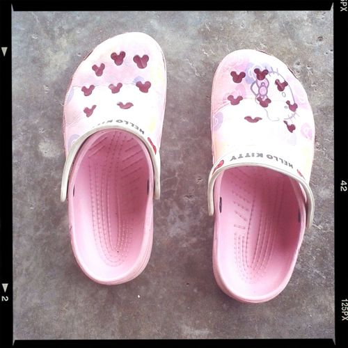 slipper !