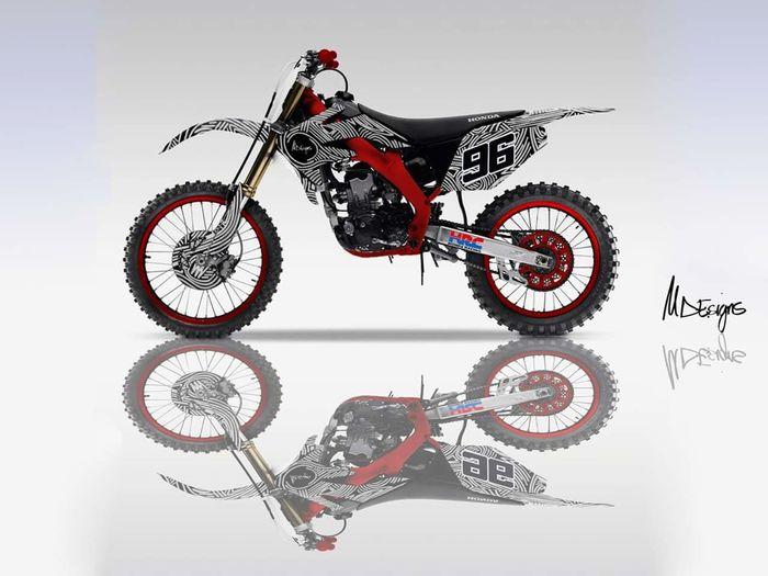 Motocrosslife Bikelife Spain🇪🇸 Motocross Designer  Diseño ArtWork Laklines Own Style  Gear Motorcycle