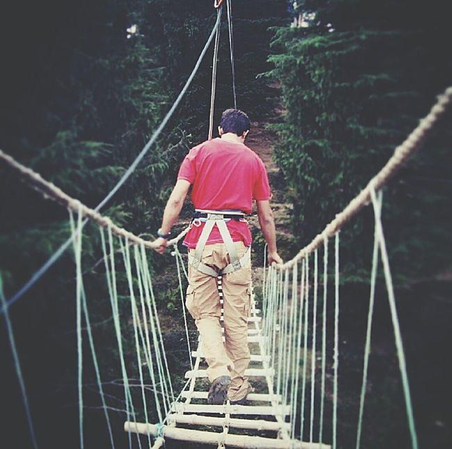 Adrenaline Junkie Me Hanging Bridge Suspension Bridge Suspensionbridge Bungee Bungee Jumping Going For It Bungeejumping Bungeejump Bungee Jump Adventure Hanging Shimla
