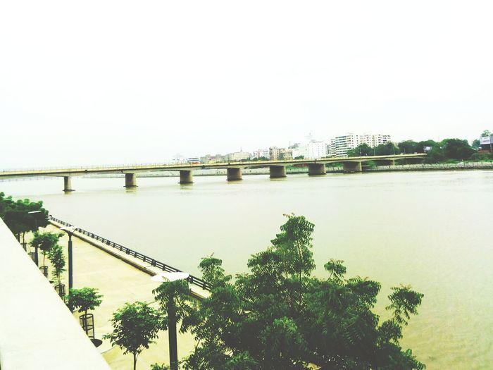 River Walk Bridge - Man Made Structure Calmplace Scenery Shots First Eyeem Photo