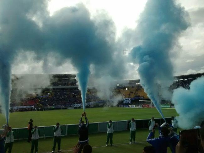 No hay mayor alegria!! MILLONARIOS FC Campin Soccer Embajador