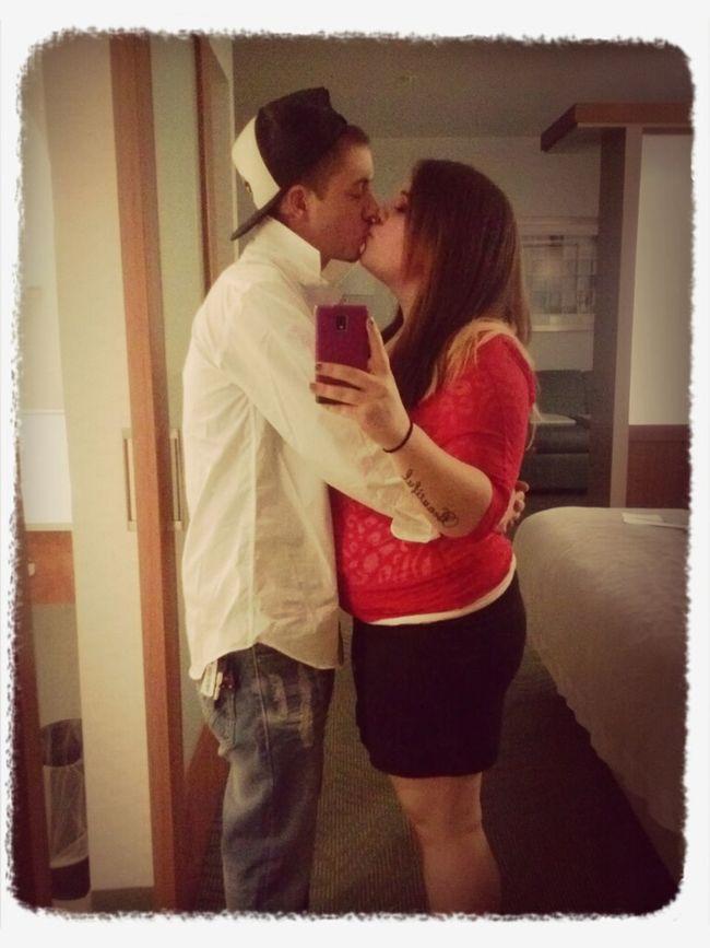 #ValentinesDay #hotelroom #loveofmylife #love #cute