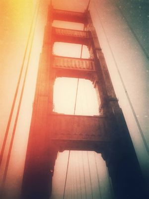 at Golden Gate Bridge by Lilyblue
