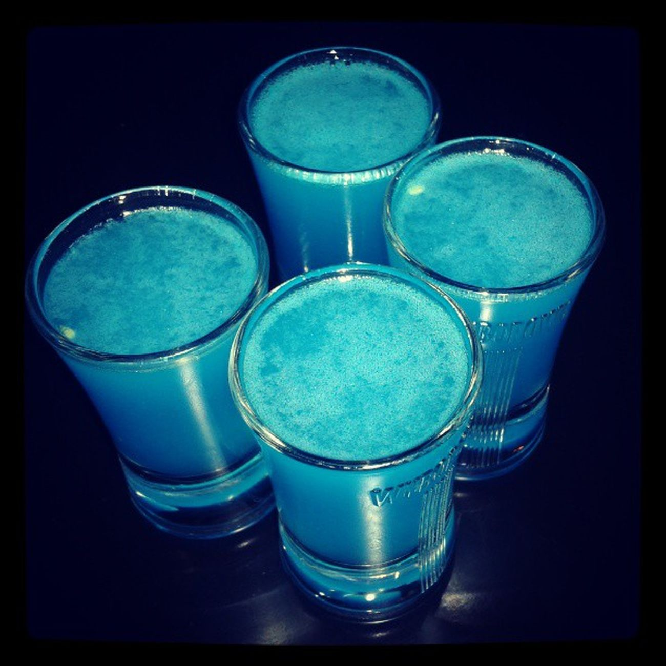 Drink Kamikaze Blue Deliciouse