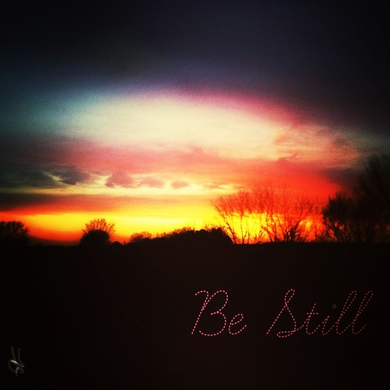 Learn to be still