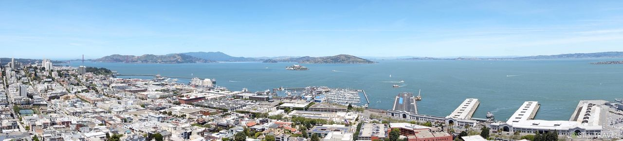 California California Love City Cityscape Commercial Dock Day Harbor High Angle View Lostintravel Ontheroad Outdoors Panorama View Sanfrancisco Sea Sky Town USA USA Photos USAtrip Water
