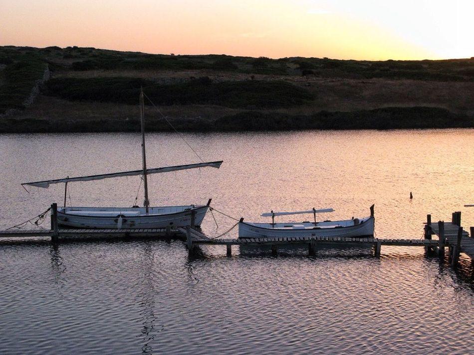 Port De Sanitja (menorca).