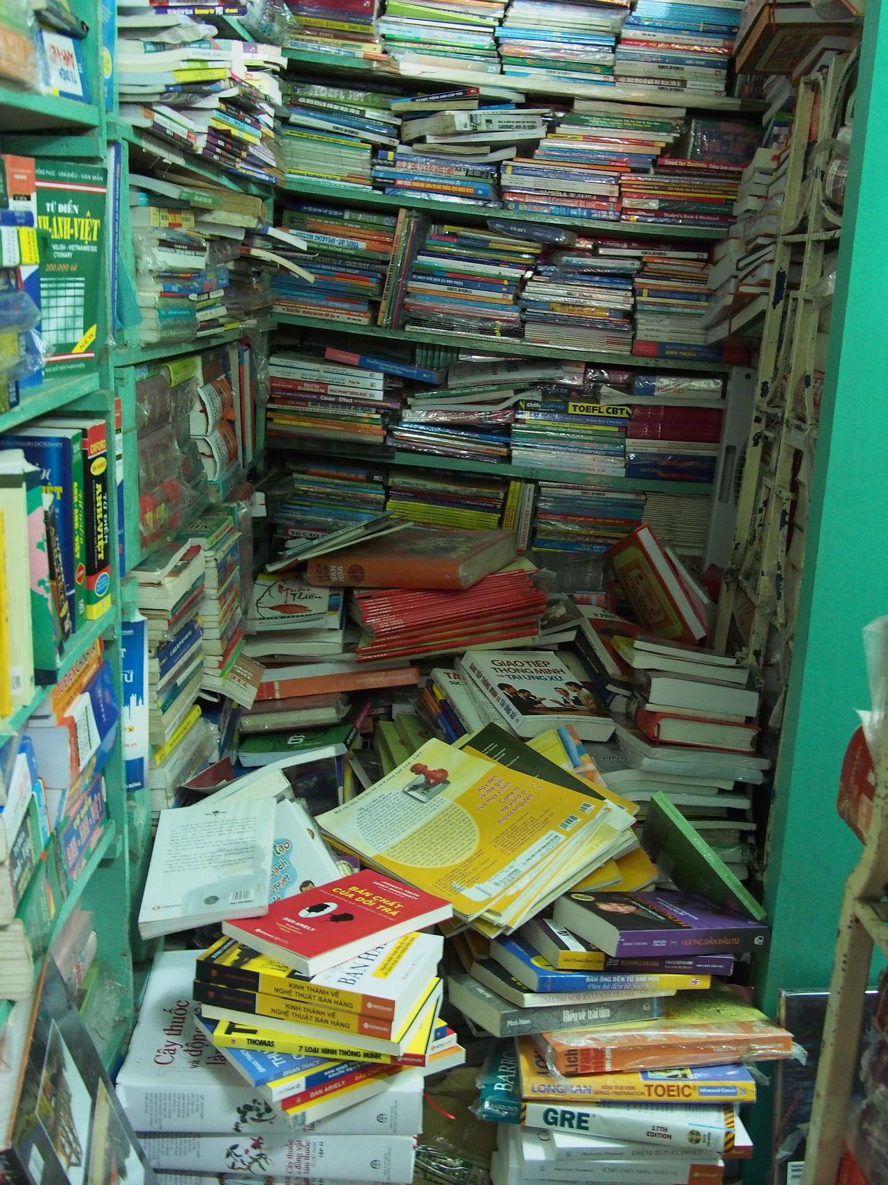 old corner- Đinh Lễ Book Book Store Bookshelf Dinh Le Indoors  Travel Destinations