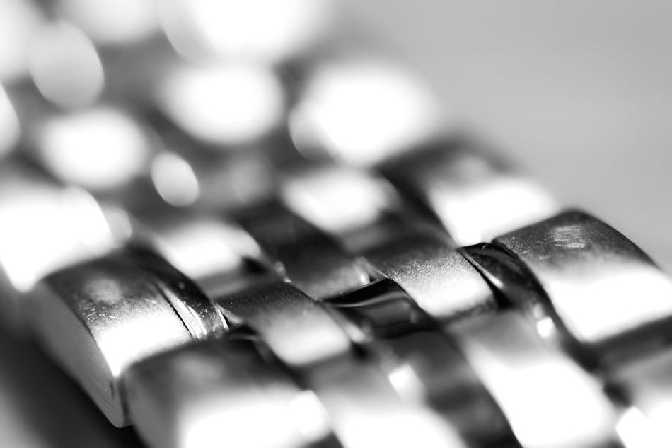 Black Black & White Black And White Blackandwhite Bokeh Clock Clockwise Close Up Close-up Contrast Defocused Differential Focus Extreme Close Up Extreme Close-up Focus On Foreground Full Frame Macro Monochrome Monochrome Photography No People Selective Focus Single Object TakeoverContrast Time Watch