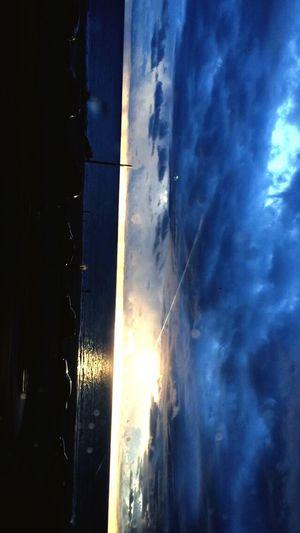 B Beach Clouds Sky