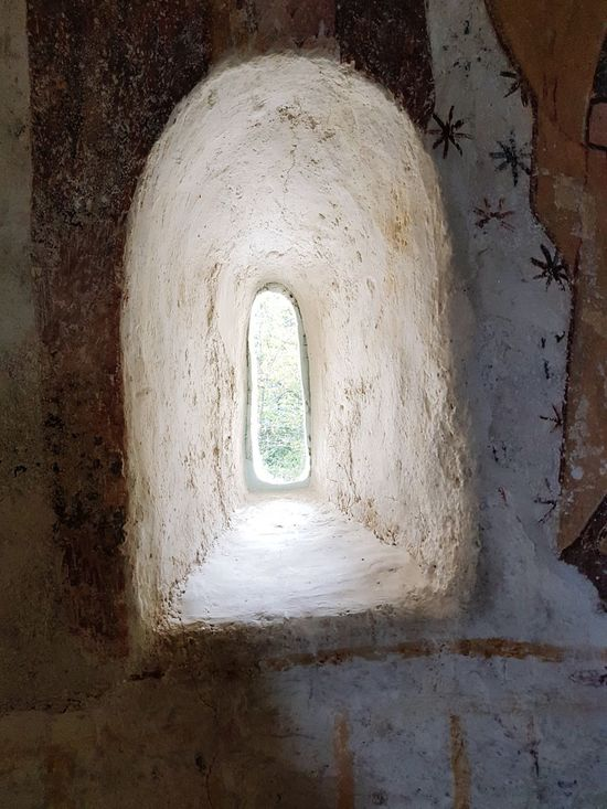 Indoors  Window No People Church Architecture Religion Spirituality Church Lichtblick Ray Of Hope Kirche