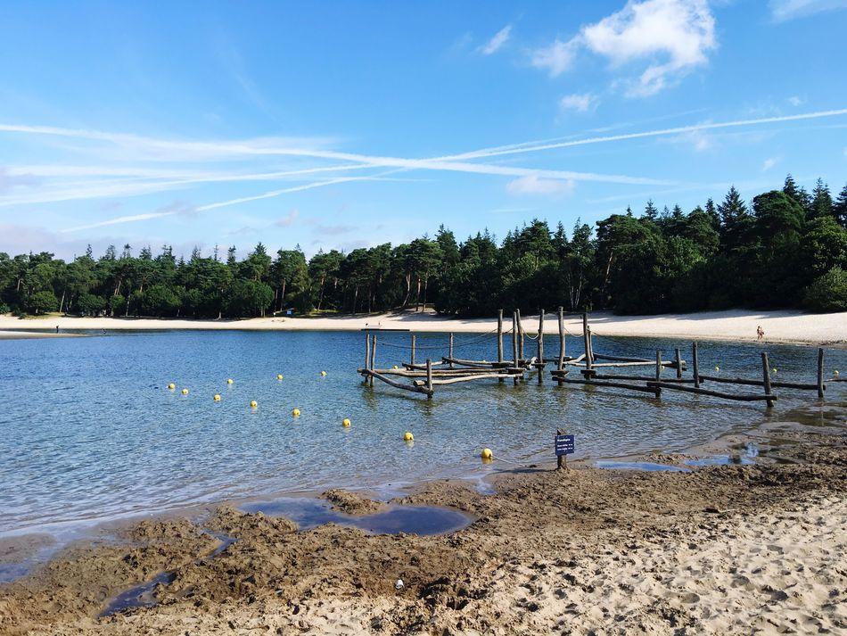 A day at the Henschotermeer, Maarn . Beach Life Beachfun