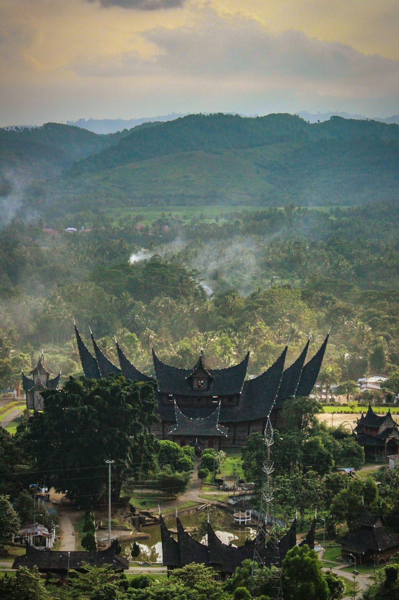 The palace of Minangkabau... Travel Historic Culture Landscape Photography Wonderfulindonesia