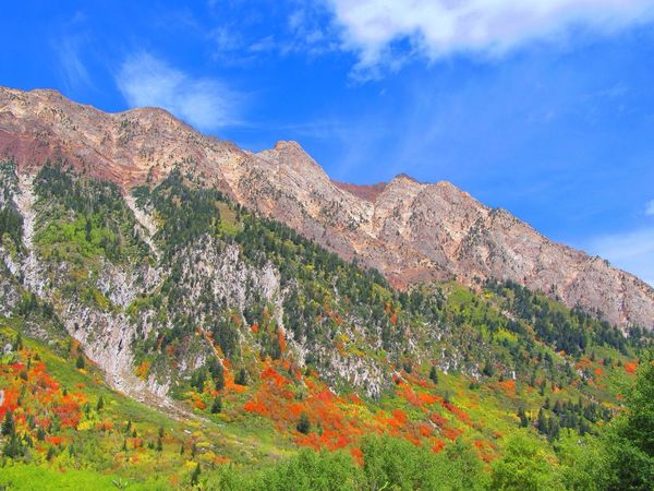 Little Cottonwood Canyon Utah