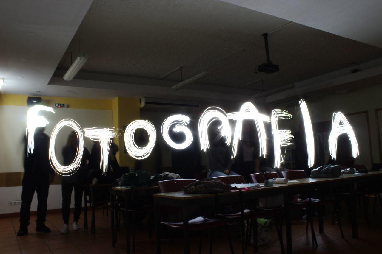 Fotography Fotografia Lanterna Scool Time Turma
